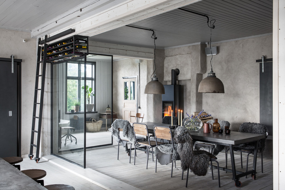 Tips voor industrieel wonen for Interieur styling